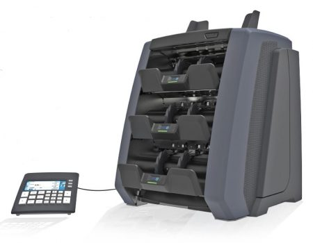 X-3000 Banknote Sorter with 2+1 Pockets, Medium duty