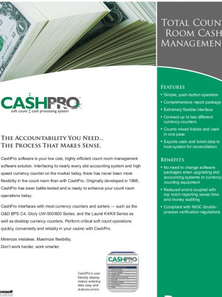 Teller Interface Products | Cash Handling Equipment